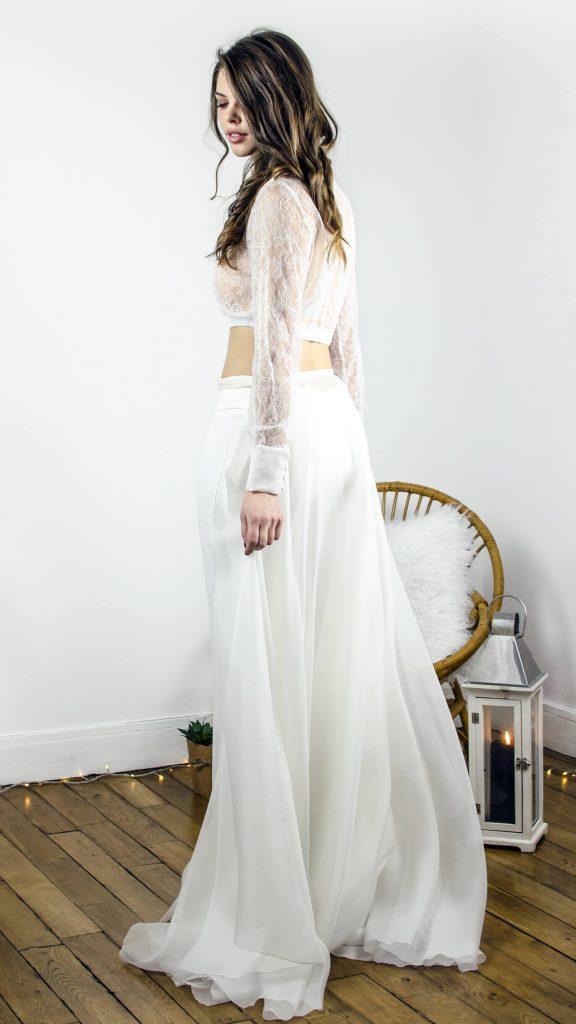 magasiner pour le meilleur meilleurs tissus obtenir de nouveaux Robe de mariee | Dana – Julie UTH